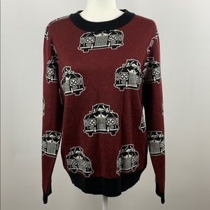 JOYRICH Royal Ride Sweater